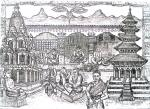 Kathmandu Market [ Etching- Only 3 limited edition etchings available ]